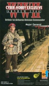 Robert Roy - Exclusive,Arnheim 1944 - Major General - Britsh 1st Airborne Division Commander