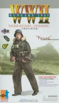 Franz, Panzer-Division Totenkopf - Grenadier 1/6