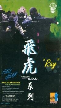 Ray, Hong Kong Police S.D.U
