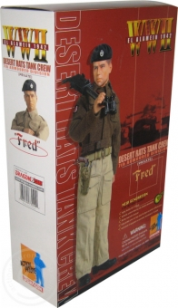"""Private """"Fred"""", Desert Rats 1/6"""