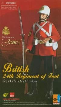 Sergeant Jones British 24th Regiment of Foot - Rorkes Drift 1879