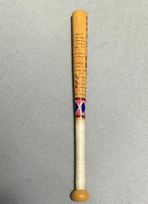Baseball Schläger Suecid aus Holz