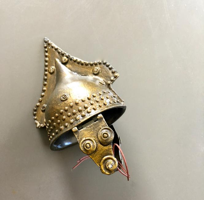 1/6 Bronze pointed helm (Villanovan Style
