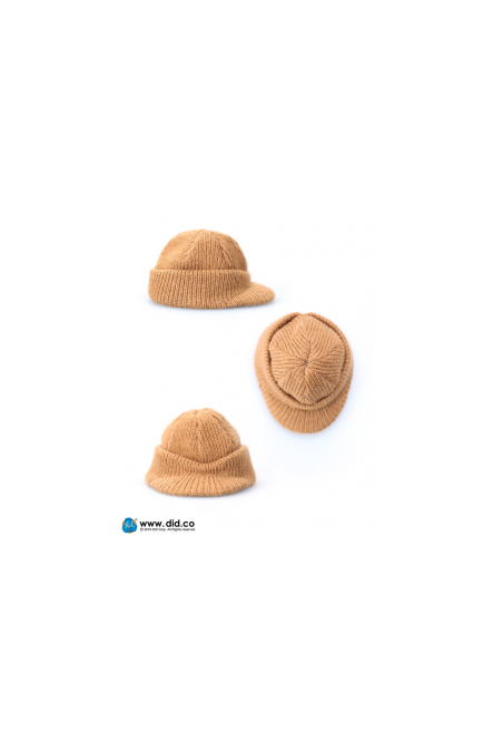US Army Knit Jeep Cap 1/6