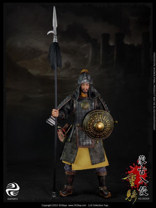Mongol Invasion-Heavy Cavalry