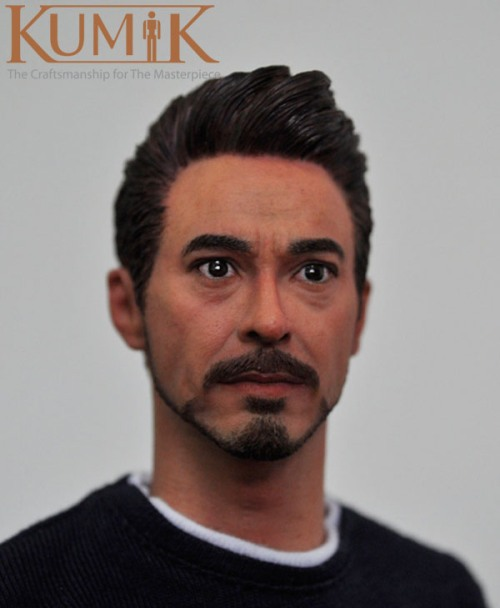 Kumik  Tony Head Sculpt