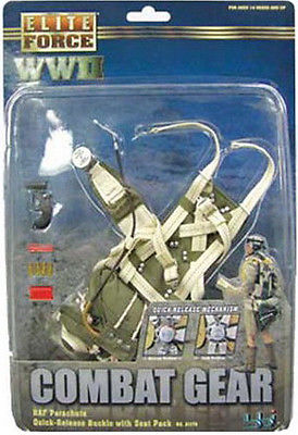 BBI Elite Force Equipment: British Parachute 1/6