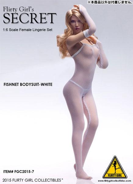 FISHNET Body Suit Set im Maßstab 1:6