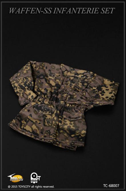 Fallschirmjäger Uniform Set Ardennen 1/6