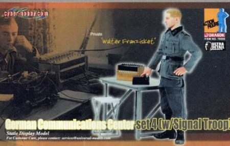 Deutsche Funkzentrale Set 1-5