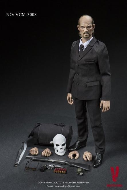 Medicated Psychopath James 1/6 Figur