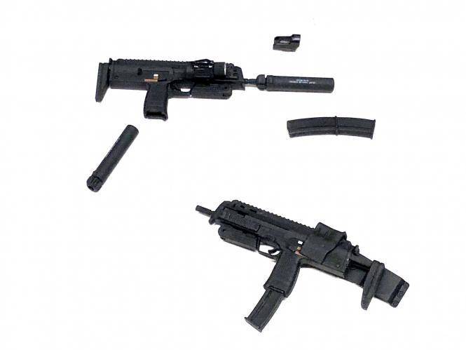 1/6 H&K MP7A1
