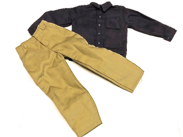 Civil Set Includes Shirt & Trousers