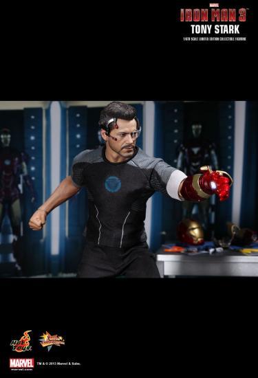 Iron Man 3 Tony Stark
