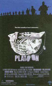 Private Taylor (Charlie Sheen), Platoon