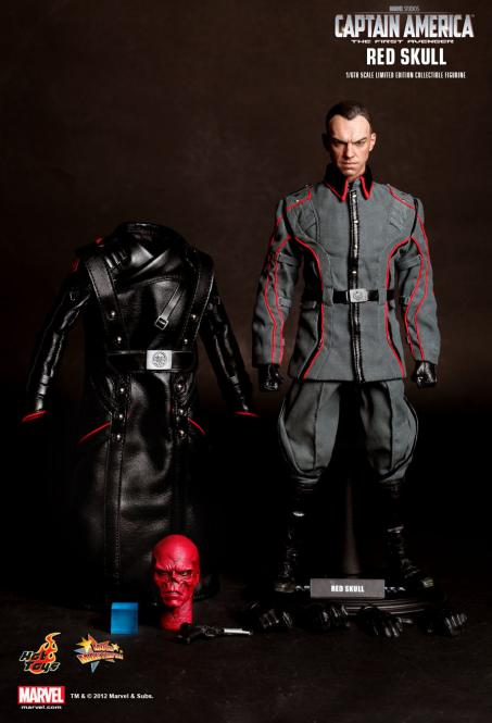 Red Skull Limited Edition Collectible Figure