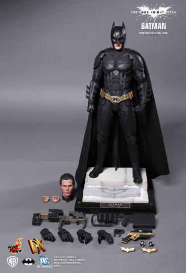 Batman/ Bruce Wayne