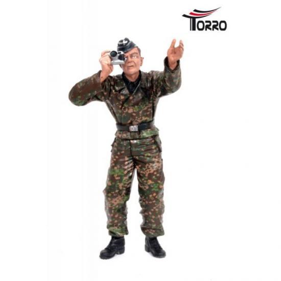 """1/16 Figur """"Ladeschütze"""" Panzerbesatzung"""