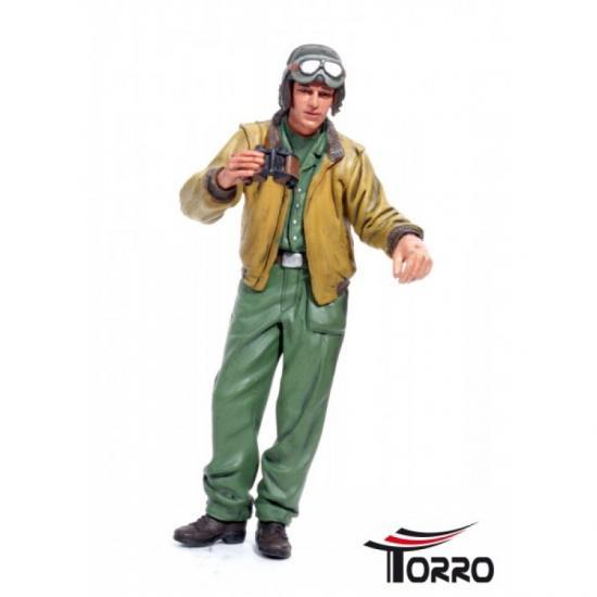 """1/16 Figuren Serie Figur """"U.S. Commander"""""""""""