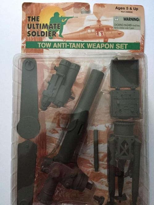 TOW Anti-Tank Weapon Set 1/6
