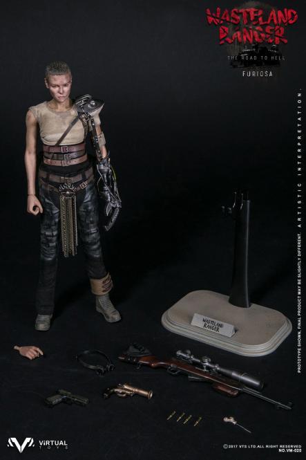 Furiosa - 1/6 scale Figur