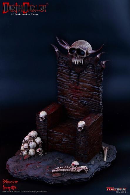 Barbarian Throne 1/6