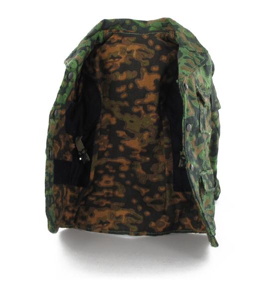Rauchtarn Uniform Feldwebel