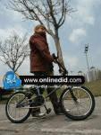 BMX Fahrer - Kent Dixon