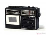 LW / MW / SW Radio Receiver (Black)