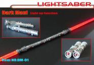 Dark Maul Lightsaber mit LED