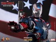Iron Patriot, Iron Man 3 in METAL