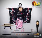 Shi in Kimono - U.S. version - im Maßstab 1:6