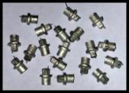 Tiger I Schrauben Set SQUARE HEADED BOLT SET FOR TIGER REAR DECK ? SET OF 70