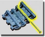 Kettenglieder mit Pin Pz IV Individual Pz.IV Late Track w/ Pin
