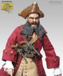 Edward 'Blackbeard' Teach Pirat