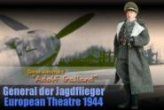 Galland , Generalleutnant, CH Exclusive, Dragon Models