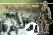 Hasan Malnar, Balkan 1944 - 13. Gebirgsjäger Division - Handschar