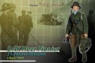 Rolf Seeger,Lybien 42 - DAK Heer Pionier - 21. Panzer-Division 70426