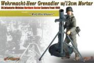 Rolf Hochbauer - CH Exclusive Wehrmacht Grenadier mit 12cm Möser - Exckusive