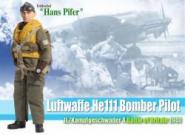 Hans Pifer,- Luftwaffe He111 Bomber Pilot