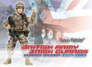 Louis Fletcher,British Army - Irish Guards - Guards Division - Irak 2003