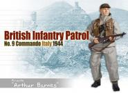Arthur Barnes 1/6 No. 9 Commando