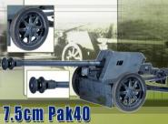 7.5cm PaK 40 - Exclusive Cyber Hobby