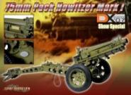75mm Pack Howitzer Mark I - DX07 EU Exclusive