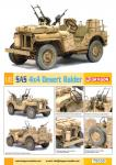 SAS Willys Jeep 4x4 .Bausatz