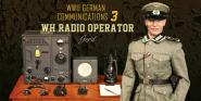 Gerd - WWII German Communication 3 WH Radio Operator - Figure in 1:6 scale
