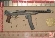 PPsH 43 Metal und Holz