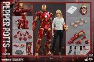 IIron Man 3 - Pepper Potts + Mark IX