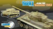 1:72 Tiger I Early Production, s.Pz.Abt.502, Summer 1943