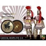 Warriors - Greek Hoplite (Uniform Version B)